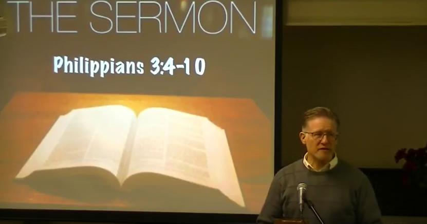 Pastor Gary Becker